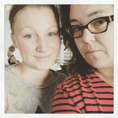 Rosie O'Donnell and Formerly Estranged Daughter Pose for a Selfie Together: 'What a Difference a Year Makes'