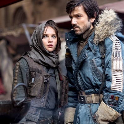 'Rogue One: A Star Wars Story' Team Reveals Six Secrets About the Film: Felicity Jones, Diego Luna and More Tell All!