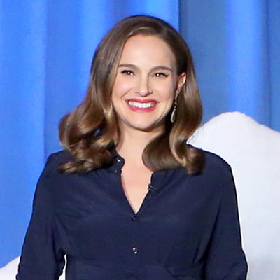 Natalie Portman Reveals Pregnancy Cravings, Bets on Baby's Gender With Ellen DeGeneres