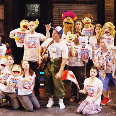 Watch 'Avenue Q' Sing Ledinsky's 'Donald Trump Makes Me Want to Smoke Crack'