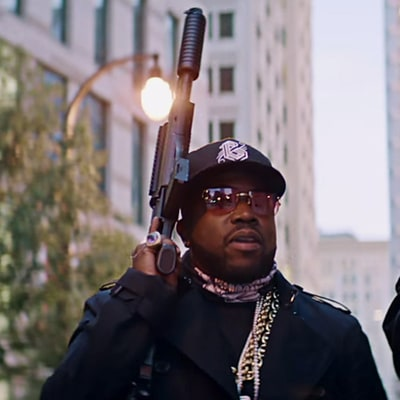 See Big Boi, Run the Jewels in Danger Mouse's Breakneck 'Chase Me' Video