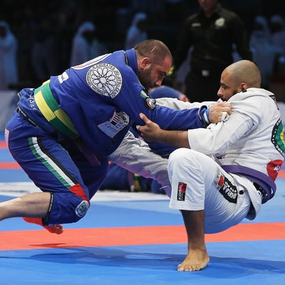 As MMA Grows in Popularity, Brazilian Jiu Jitsu Looks for Profit