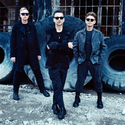 Watch Depeche Mode's Immersive, 360-Degree 'Going Backwards' Video