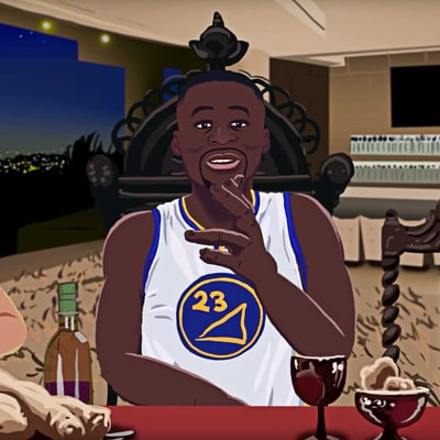 Watch Video Parody of Kendrick Lamar's 'Humble' With Draymond Green