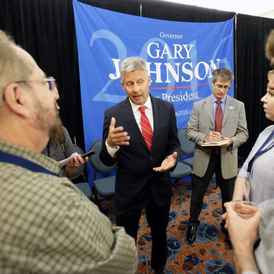 Why You Shouldn't Vote for Gary Johnson