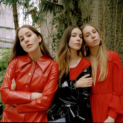 Haim Map Fall Tour in Support of 'Something to Tell You'