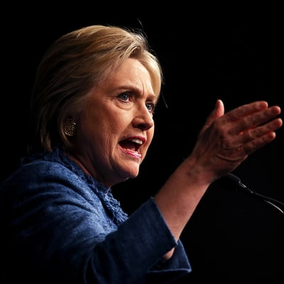 Hillary vs. the Hate Machine: How Clinton Became a Vessel for America's Fury