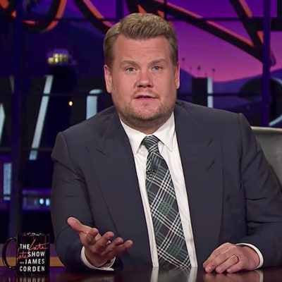 Watch James Corden's Emotional Reaction to the Manchester Bombing at Ariana Grande Show