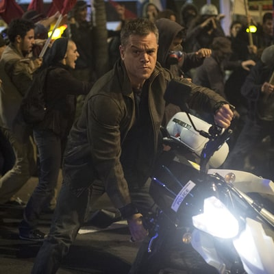 'Jason Bourne' Review: Matt Damon Is Back and Badass