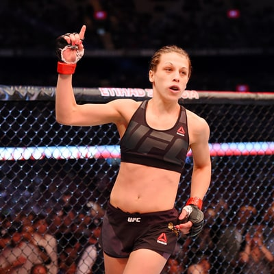 Post-Ronda Rousey, UFC Looks to New Era With Strawweight Champ Joanna Jedrzejczyk