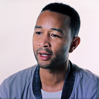 John Legend Connects Family Drug History to Why He Votes