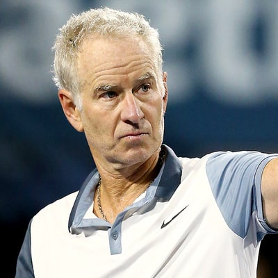 John McEnroe: 'My Girls Don't Think I Can Beat' Serena Williams