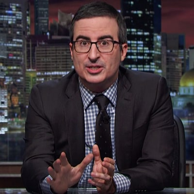 Watch John Oliver Rail on Big Pharma for Enabling Opioid Addiction