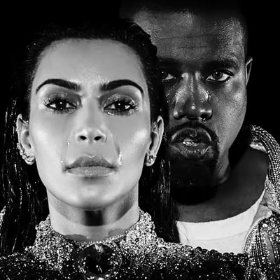 Watch Kanye West's Tearful 'Wolves' Video Starring Balmain