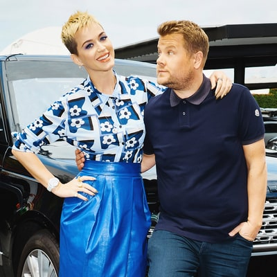 Katy Perry Talks Taylor Swift Beef on 'Carpool Karaoke:' 'She Started It'