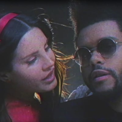 Watch Lana Del Rey, the Weeknd Dance on 'Hollywood' in Dreamy New Video