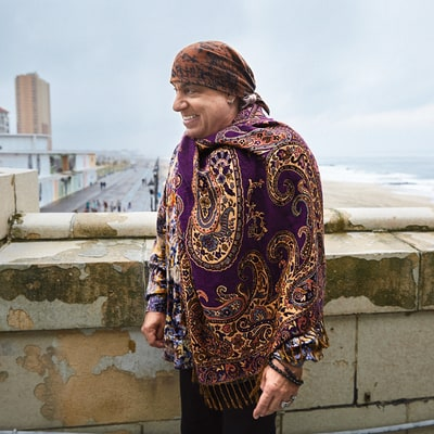 Steven Van Zandt Talks 'Soulfire' LP, Activism, Life With the E Street Band