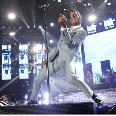 Maxwell Plots 'blackSUMMERS'night' Summer Tour