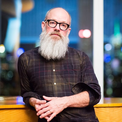 Michael Stipe Working on Autobiographical Photo Book