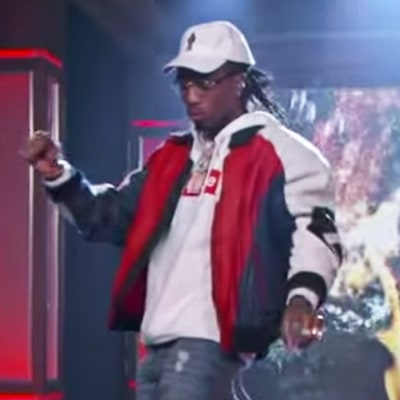 Watch Migos' Electrifying 'Bad and Boujee' Performance on 'Kimmel'