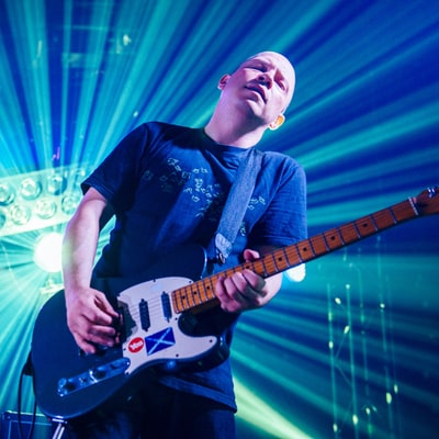 Mogwai Plot 2017 North American 'Atomic' Tour