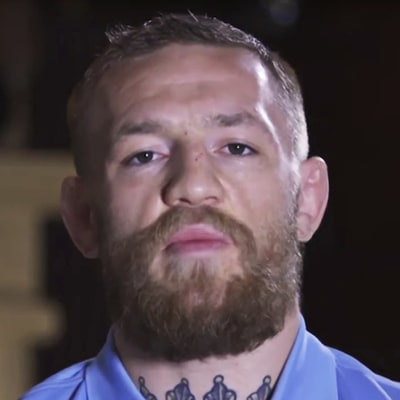Watch Conor McGregor and Nate Diaz Start UFC 202 Trash Talk on 'Conan'