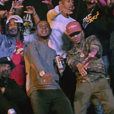 Rae Sremmurd Party With Fireworks, Flamethrowers in New Video