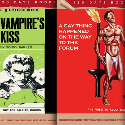 How One Publisher is Rescuing 1970s Gay Porn Paperbacks