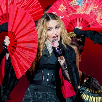 Watch Madonna's Feisty Performance From 'Rebel Heart Tour' Doc