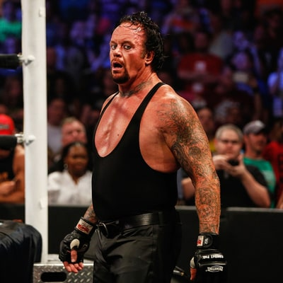 Why the Undertaker Showed Up at Cleveland Cavaliers Home Opener