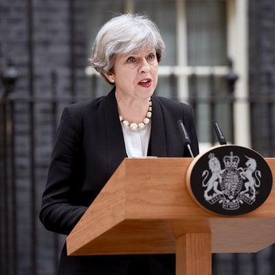 British PM Theresa May: Manchester Terrorist Deliberately Targeted Children