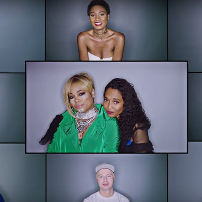 Watch TLC Dance, Croon in Playful 'Haters' Video