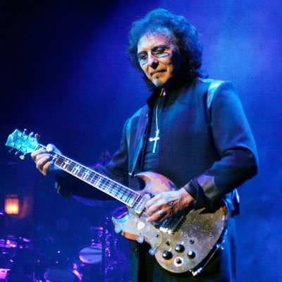 Tony Iommi Opens up About Health, Will Undergo Throat Surgery