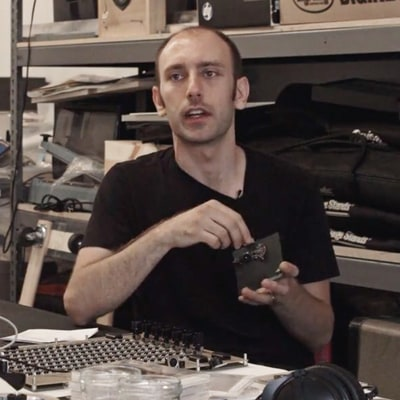 Watch Composer-Programmer Tristan Perich Explain His Circuit Board LP