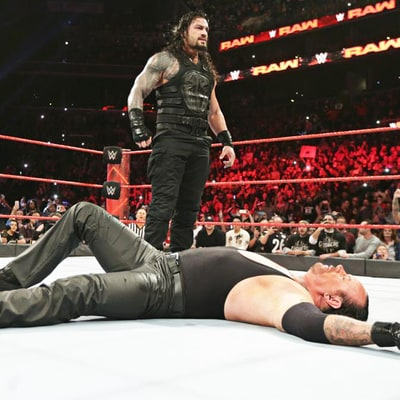 Wrestlemania 33: How Roman Reigns Will Bring Best Out of Undertaker