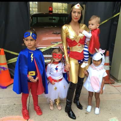Show Us Your Family's Halloween Costumes in Us Weekly's Contest