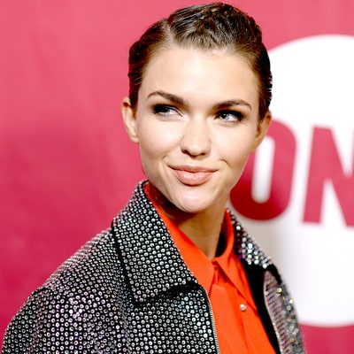 Here's the Surprising Way Ruby Rose Maintains Her Flawless Brows