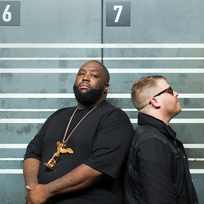 Run the Jewels Drop Acid in Police Lineup in 'Legend Has It' Video