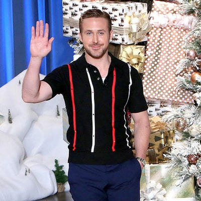 Ryan Gosling Says Daughter Esmeralda Is Excited for Christmas: She Was Too Young Last Year