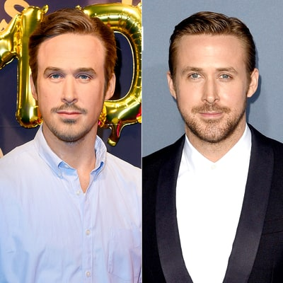 Ryan Gosling and More Hunks Whose Wax Figures Just Can't Match Their Hotness