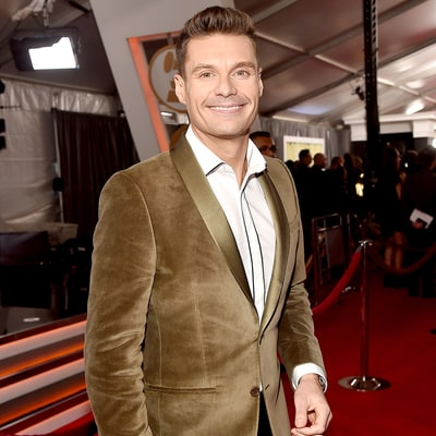 Fire Breaks Out at Ryan Seacrest's Home: Picture