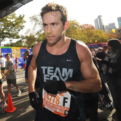 27 Celebs Who Have Run Marathons — See Their Finish Times