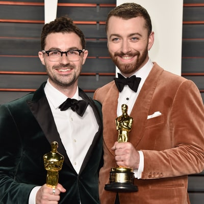 Sam Smith Apologizes to Dustin Lance Black After Claiming to be First Gay Oscar Winner
