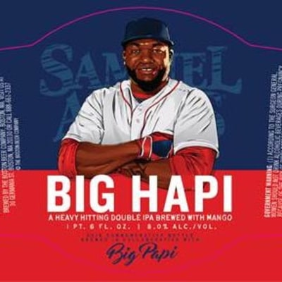 Sam Adams is Releasing a Super Limited Beer Honoring Red Sox's David Ortiz