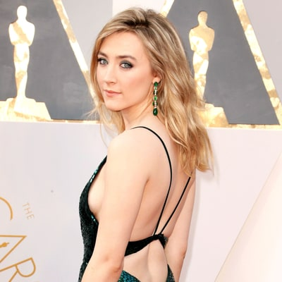 Oscars 2016: All the Behind-the-Scenes Details on Saoirse Ronan's Textured Waves