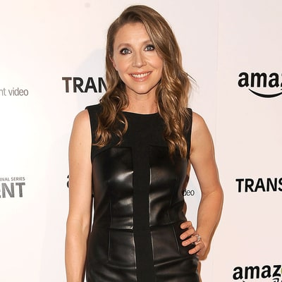 Sarah Chalke Welcomes Second Child With Fiance Jamie Afifi: Find Out Their Baby Girl's Name!