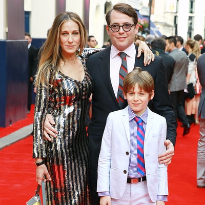 Sarah Jessica Parker Once Got a Terrifying Call From Her Son's Babysitter