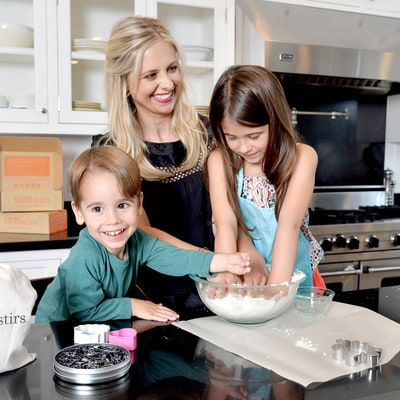 Sarah Michelle Gellar Gives Her Recipe for a Merry Christmas With Her Kids