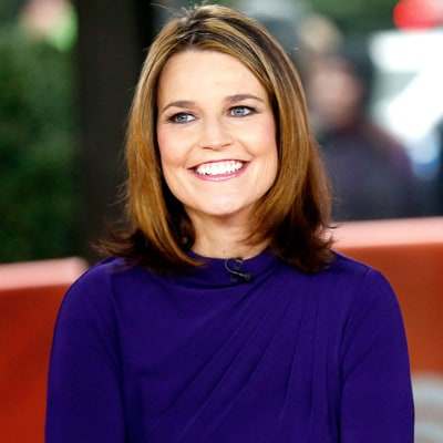 Savannah Guthrie Extends Contract With 'Today' Show: Report