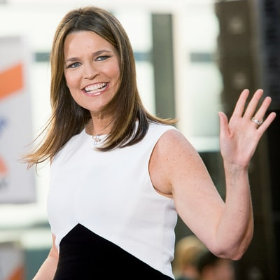 Savannah Guthrie Starts Maternity Leave Ahead of Second Child